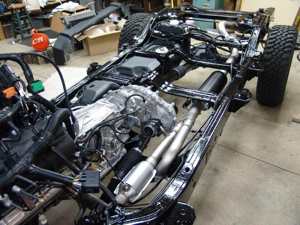 My Motor Swap build - JK-Forum.com - The top destination ...